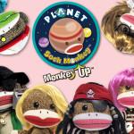 Planet Sock Monkey® #SJHolidayGiftGuide