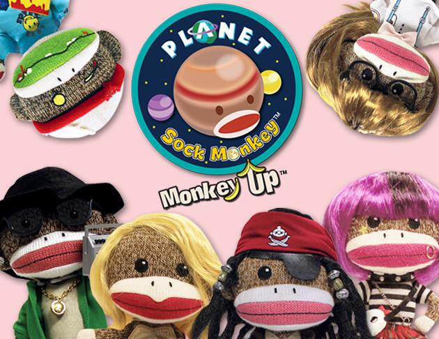 Sock Monkeys 2013 Holiday Gift Guide for Kids