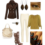 Chocolate for Winter Womens Fashion 2013