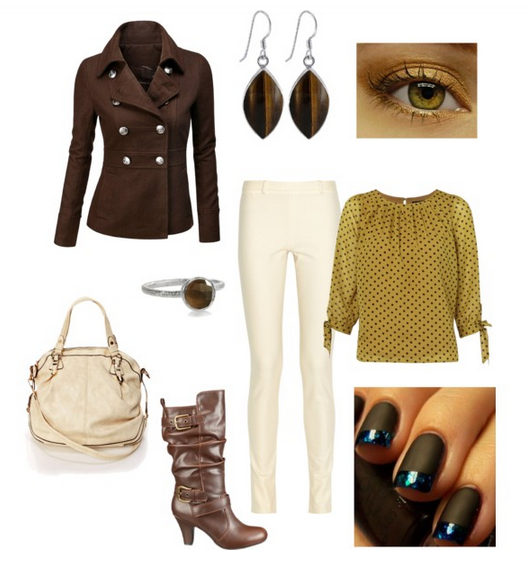 Chocolate for Winter Womens Fashion