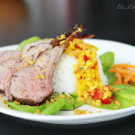 Mango Chutney Lamb Chops