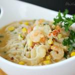 Seafood Medley Chowder