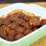 Thai Chili Meatballs