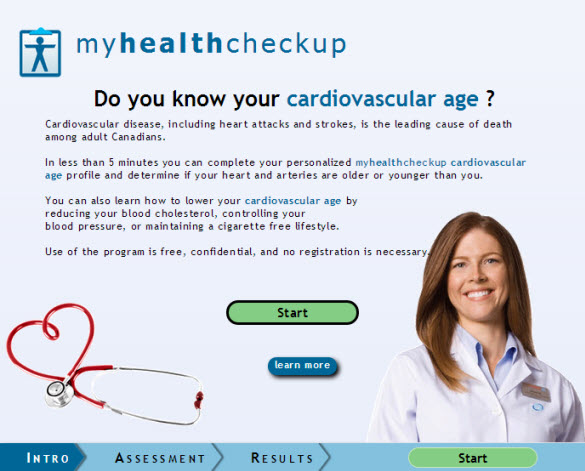 HeartHealthCalculator