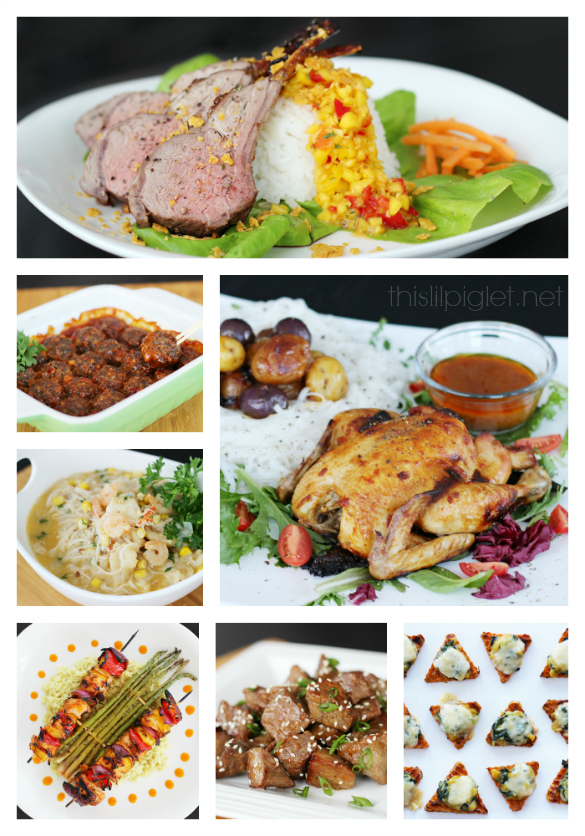 TKLucky7 Easy Recipes RoundUp