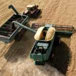 Grain Farmers Rally Over Backlog and the Effect on Consumers