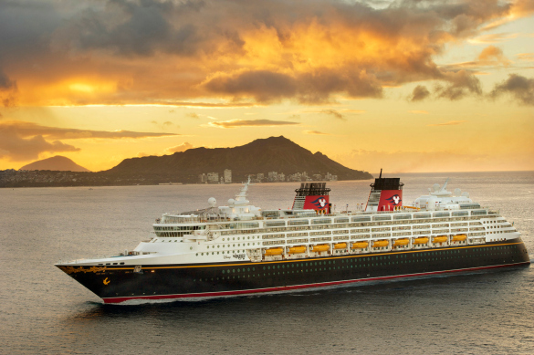 Disney Cruise Line Returns to Hawaii in 2015