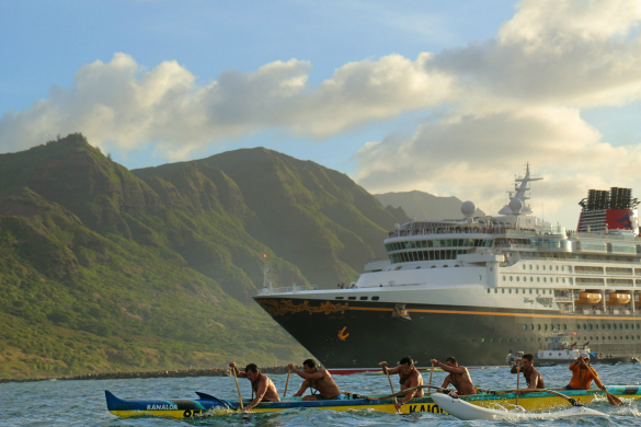 BREAKING NEWS: @DisneyCruise Returns to #Hawaii in 2015