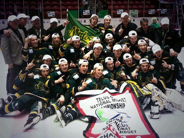 Prince Albert Mintos National Midget Hockey Championship TELUS Cup