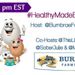 #HealthyMadeEasy @BurnbraeFarms Omega Plus Twitter Party