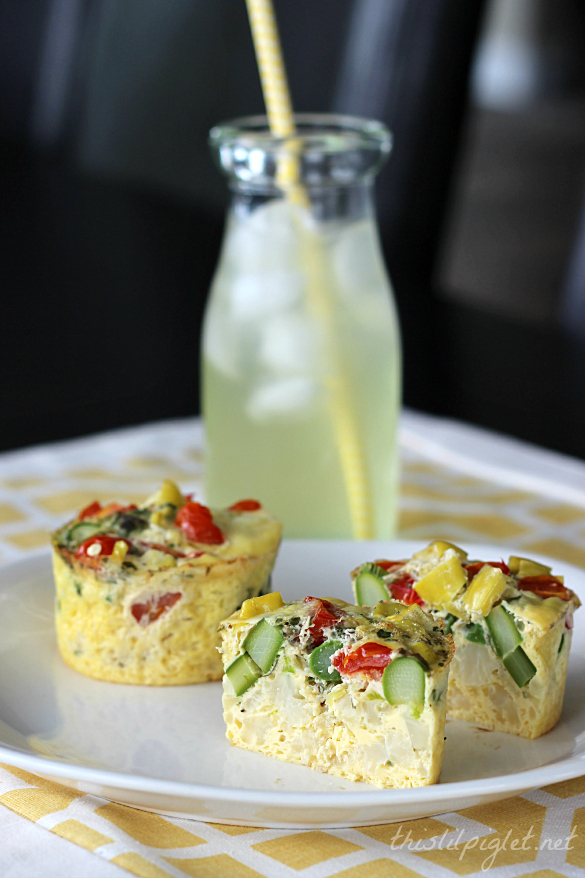 Veggie Egg Power Cups