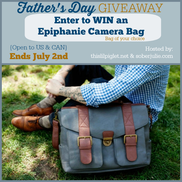 Crushing on Another @EpiphanieBags Review and Giveaway