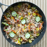 Gourmet Mexican Fried Rice