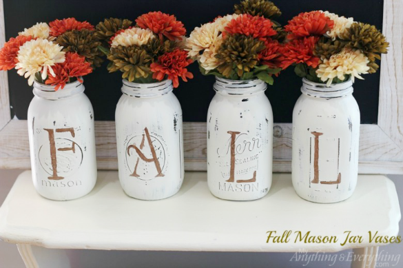 Fall-Mason-Jar-Vases