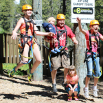 Family Adventure Travel Zip Line Tours @ecoadv306