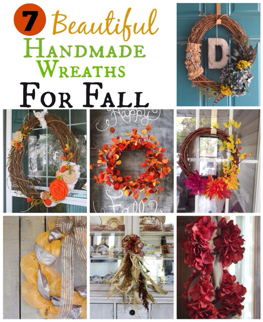 7 Fall Wreath Ideas Made Easy