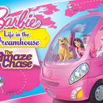 Barbie Amaze Chase Premiere and Giveaway