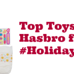Hot Toys for Christmas from Hasbro Giveaway #HolidayGifts2014