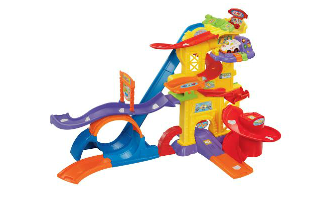 CarTrackPlaySet