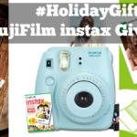 Christmas Gifts for the Instant Photographer with Fujifilm Giveaway #HolidayGifts2014