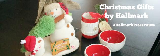 Last Minute Christmas Gift Ideas #HallmarkPressPause