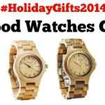 Unique Christmas Gifts with Jord Watches and Giveaway #HolidayGifts2014