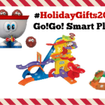 Interactive Christmas Toys for Kids and Go! Go! Smart Playsets Giveaway #HolidayGifts2014