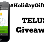 TELUS Gifts for the Tech on the List Giveaway #HolidayGifts2014