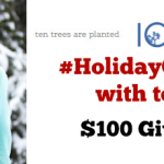 Gifting Change with @tentree Clothing and Giveaway #HolidayGifts2014
