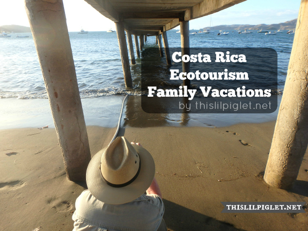 Costa Rica Ecotourism Family Vacations