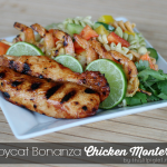 Copycat Bonanza Chicken Monterey
