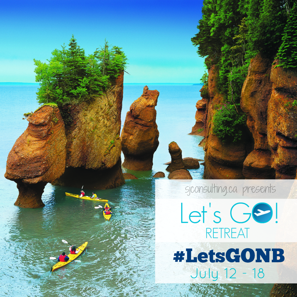 Large Family Travel to New Brunswick #LetsGONB Twitter Party