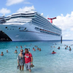 First Cruise Tips for Couples on the Carnival Conquest
