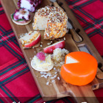 Holiday Cheese Appetizer Trio