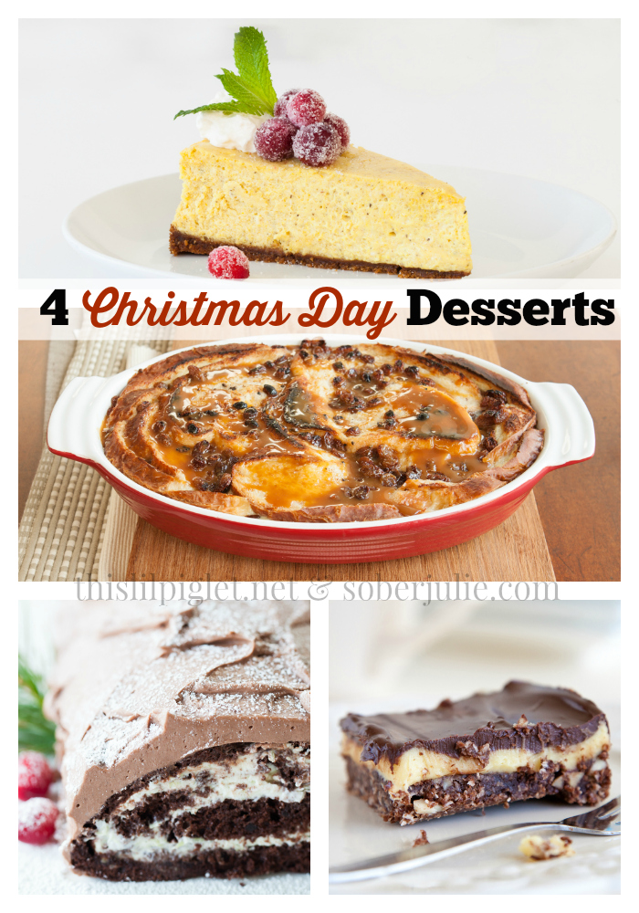 Christmas Day Desserts and Entertaining with Epicure Giveaway #SJHolidayGifts