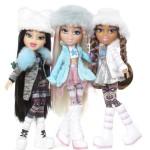 Celebrate Individuality with #SnowKissed Bratz Dolls #SJHolidayGifts