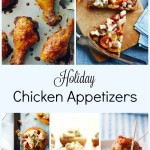 Holiday Chicken Appetizers from Chicken Farmers of Canada and $75 Giveaway #SJHolidayGifts