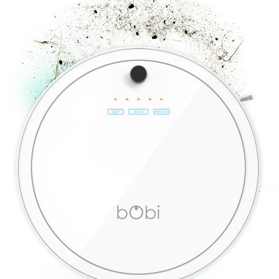 Christmas Never Looked so Clean with bObi Robotic Cleaning #SJHolidayGifts