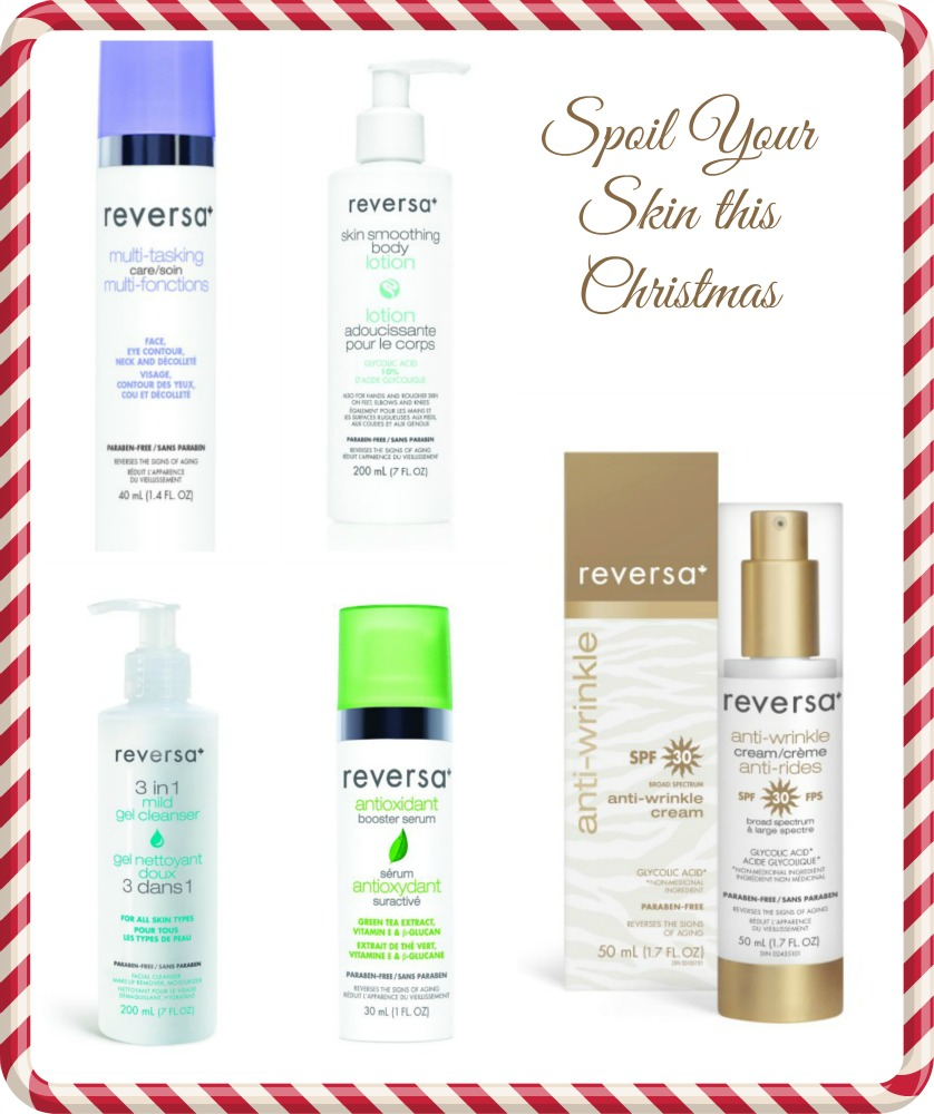 Quench your Skin this Christmas with Reversa #SJHolidayGifts
