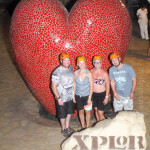 A Couples Adventure Playground at Xplor: Playa del Carmen, Mexico