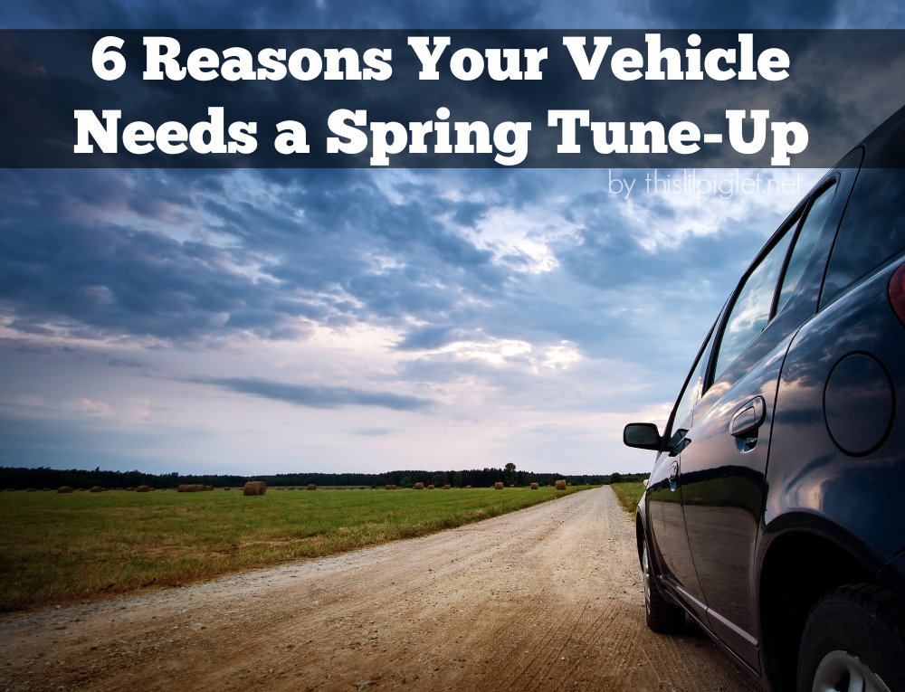 Spring Vehicle TuneUp