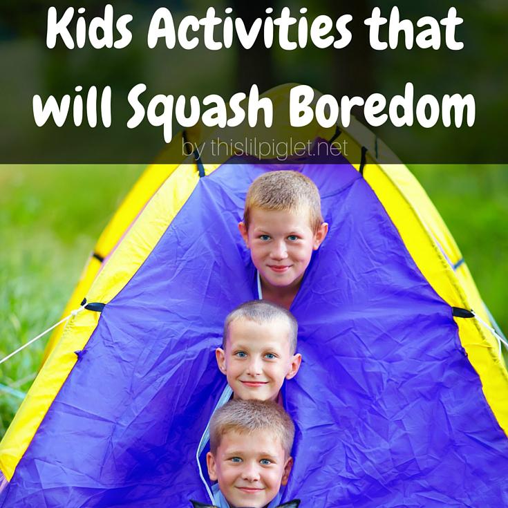 KidsActivitiesSquashBoredomFB
