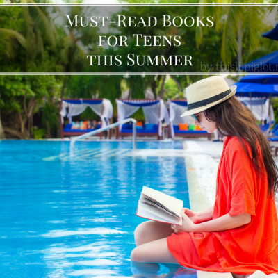 Must-Read Books for Teens this Summer