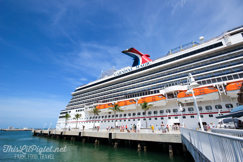 Family Cruise Tips on the CarnivalMagic // thislilpiglet.net