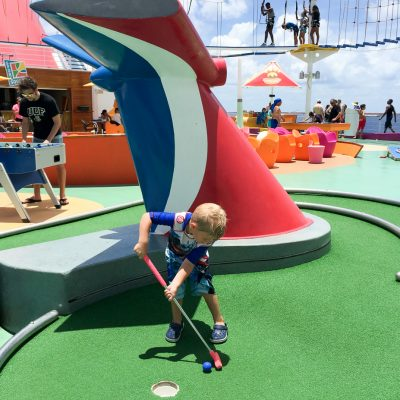 9 Reasons for a First Family Cruise on the Carnival Magic