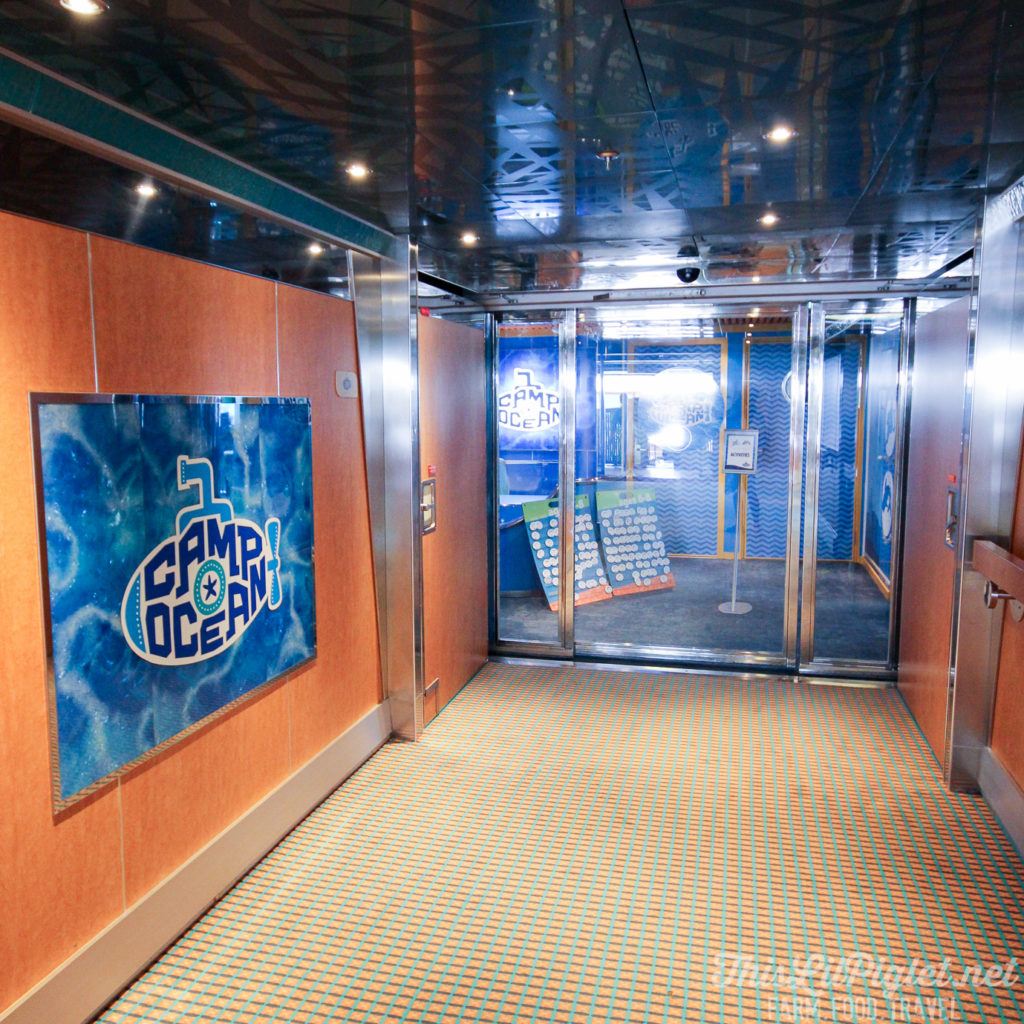 First Family Cruise Tips on the Carnival Magic: Kids Camp Ocean // thislilpiglet.net