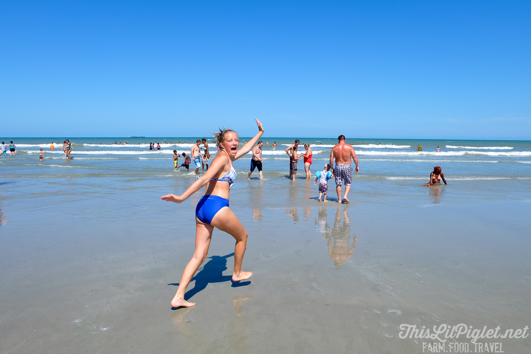 Things to do at Cocoa Beach on Florida's Space Coast - Things to do for teens via @thislilpiglet
