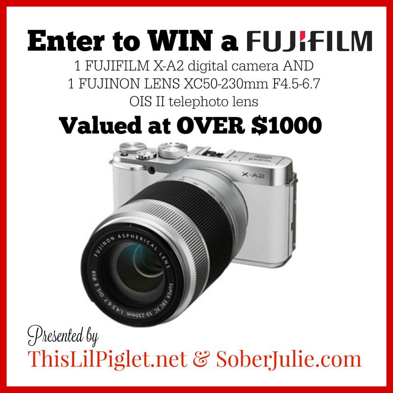 FujiCameraLensGiveaway