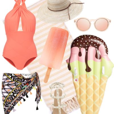 Summer Fashion for Women in Nudes and Pinks
