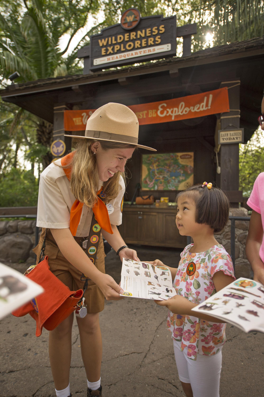 Walt Disney World Animal Kingdom Wilderness Explorers // thislilpiglet.net